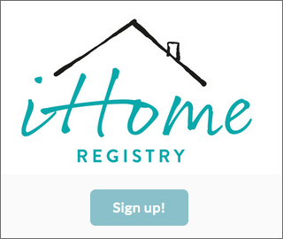iHome Registry Ad