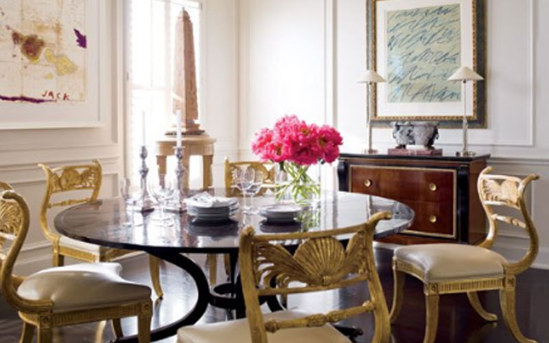 Dining Room Style Below Is A B
